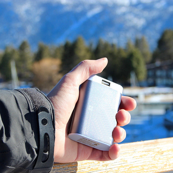 [Human Creations] EnergyFlux Enduro Rechargeable Hand Warmer