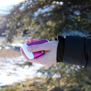 [Human Creations] EnergyFlux Ellipse Rechargeable Hand Warmer