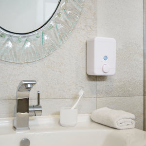 [Homepluz] Cube Wall-Mounted Soap Dispenser