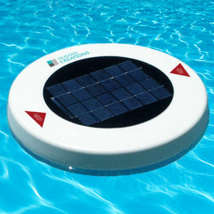 [Human Creations]  Solar Pool Purifier