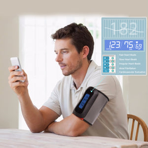 [MbH] MobileHealth Wireless Bluetooth Blood Pressure Monitor