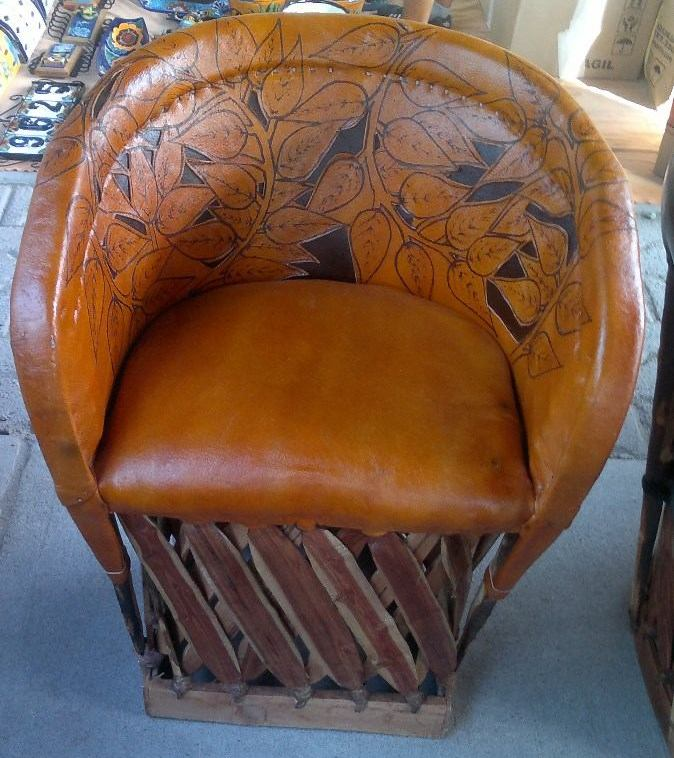 Tocayo Imports, Equipales-Rustic Mexican Patio Furniture, Talavera Cer