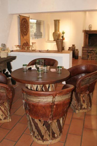 Attractive Furniture In Mexico. This Rustic Mexican Patio Furniture Will Enhance Any  Indoor Or Outdoor Setting