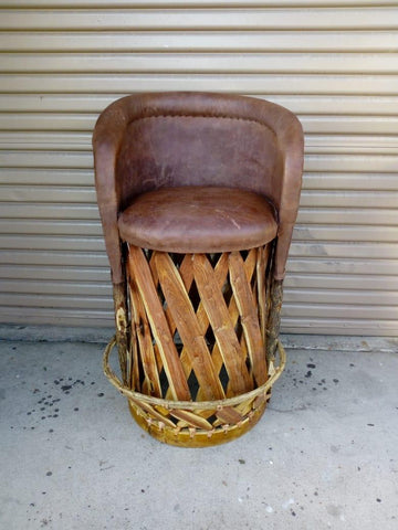Barstool, Traditional Collection, Equipales