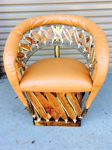 Chair, Acapulco Collection, Equipales