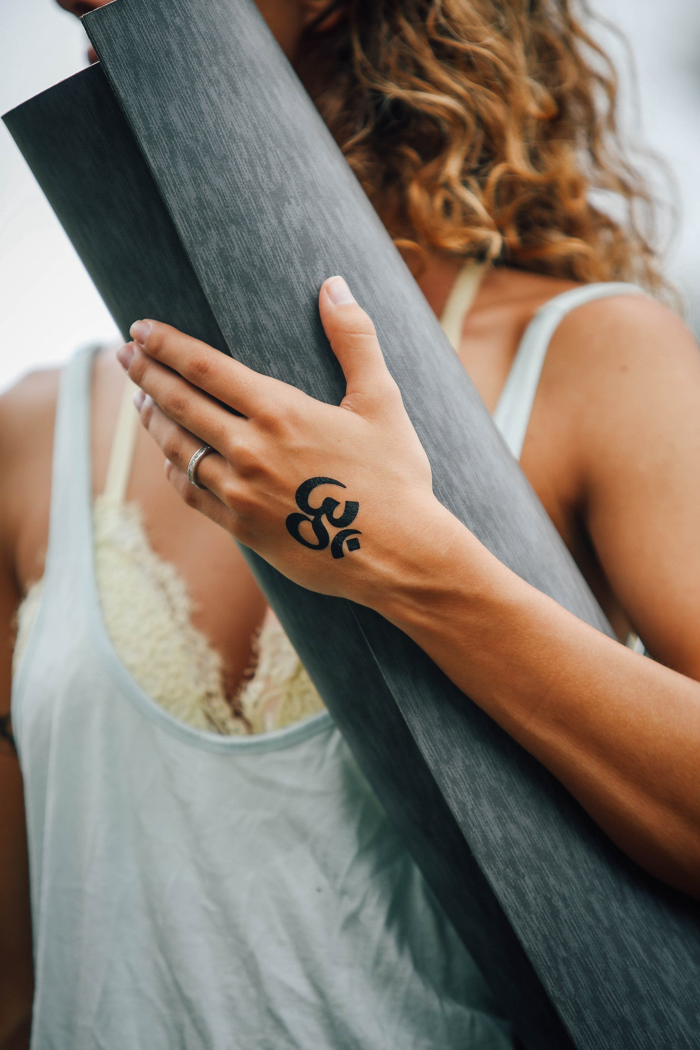 Mantra - New Black - Pure Tatts