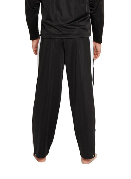 Tricot Striped Track/Warmup Pants