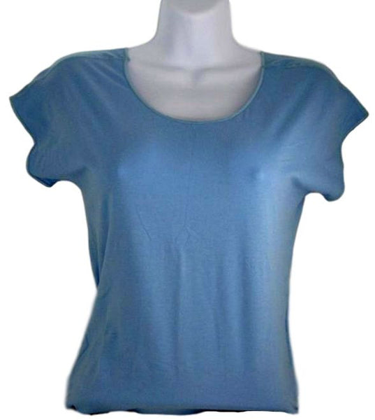 Cotton Spandex Jersey Top