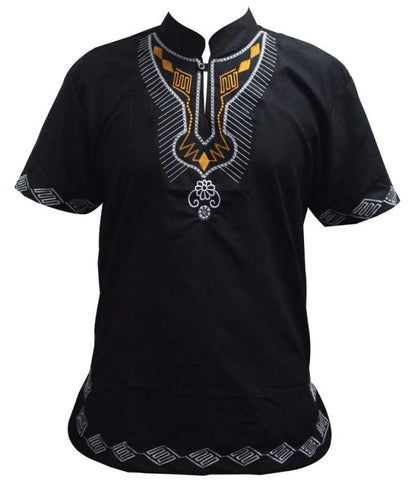 African Style Top
