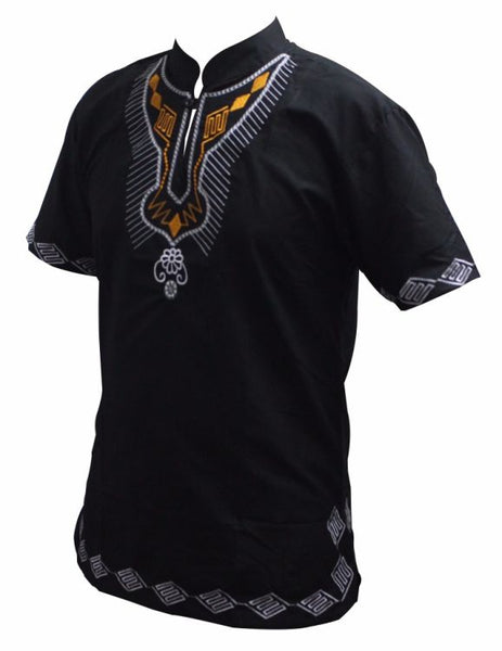 Booker T. Washington High Men's African Style Top