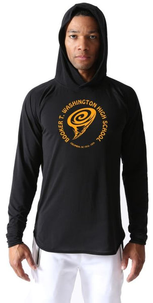 Booker T. Washington High Unisex Lightweight Performance Hoodie