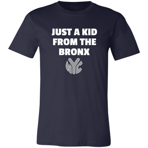 Just A Kid From The Bronx Unisex Short-Sleeve T-Shirt