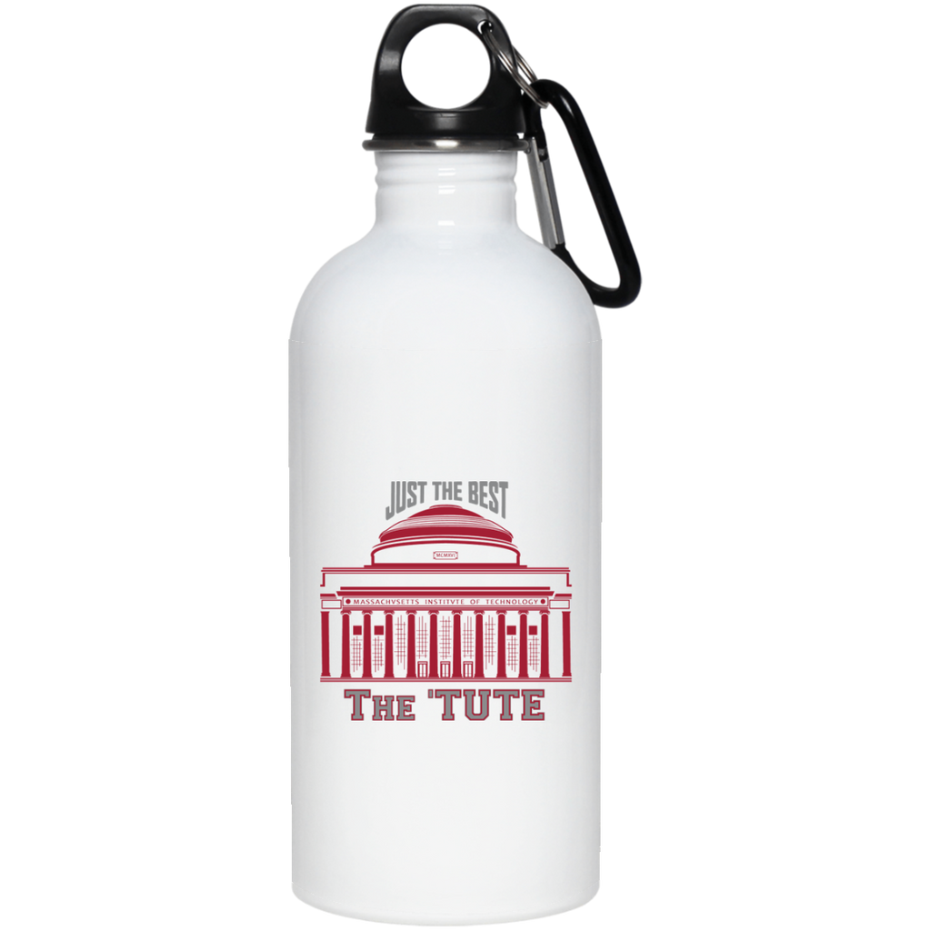 MIT-Inspired Stainless Steel Water Bottle v2