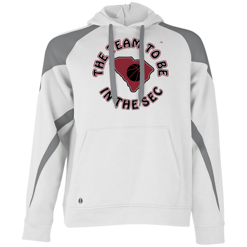 Holloway S. Carolina BBall The Team To Be Colorblock Hoodie