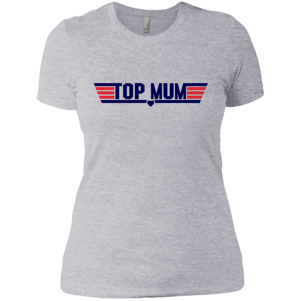 Top Mum Boyfriend T-Shirt (2)