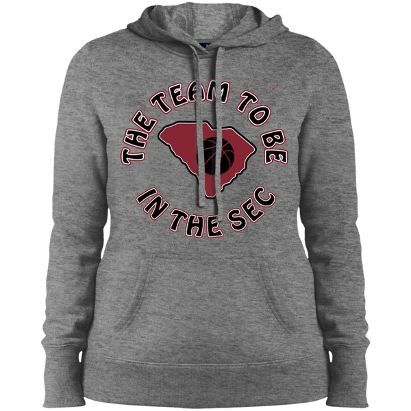 S. Carolina BBall The Team To Be Ladies' Hooded Sweatshirt