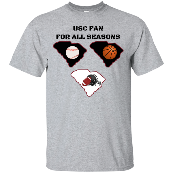 USC Fan For All Seasons Tee (M)