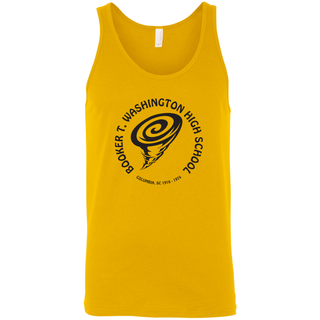 Booker T. Washington High Unisex Tank (Gold)