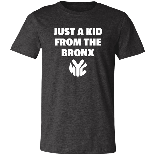 Just A Kid From The Bronx Unisex Short-Sleeve T-Shirt v2