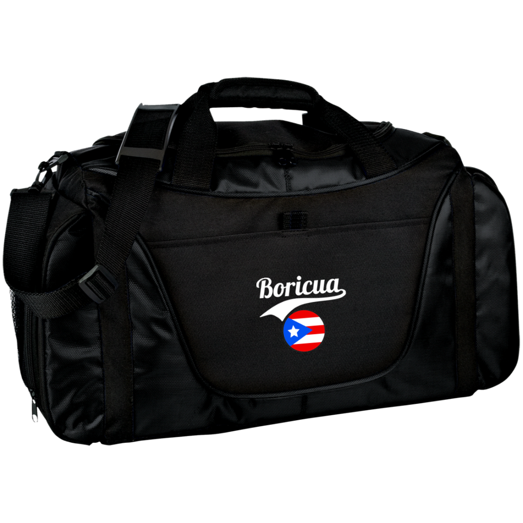 Boricua Color Block Gear Bag