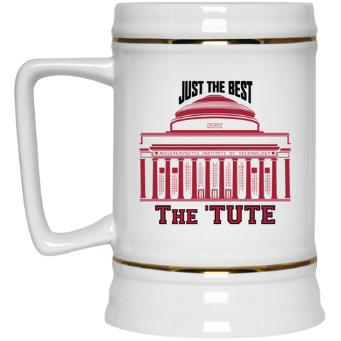 MIT-Inspired Beer Stein