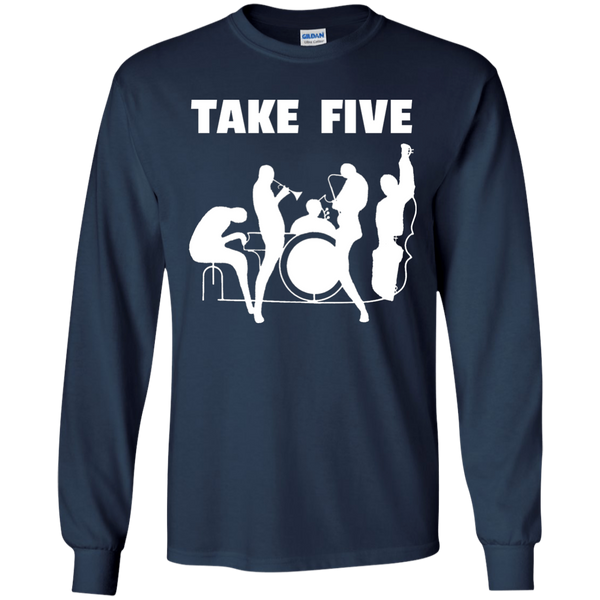 Take Five LS Ultra Cotton T-Shirt