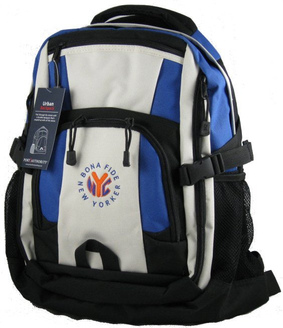 Urban Backpack w/Padded Laptop Sleeve