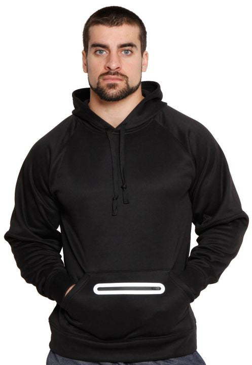 Hoodie with Media Pocket