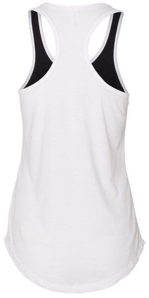 Look Like A Beauty Racerback Tank Top