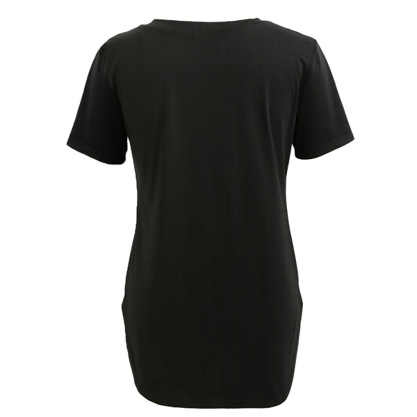 MIT-Inspired Longline Tee/Tunic