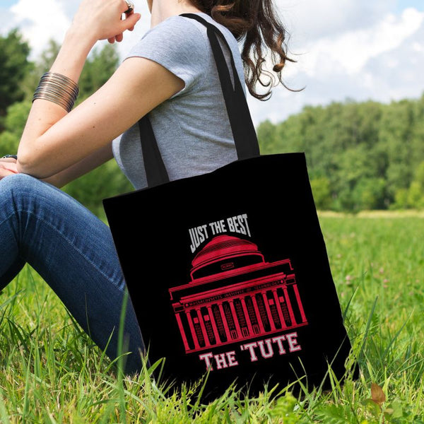 MIT-Inspired Tote Bag