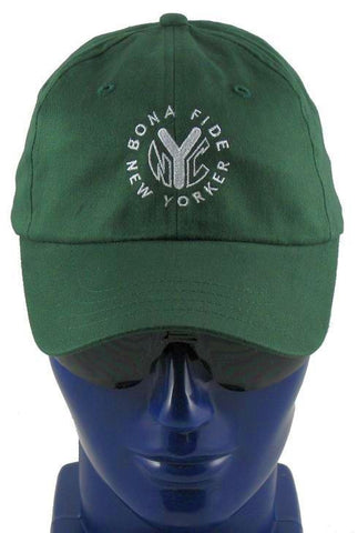 Soft Structured Baseball Cap