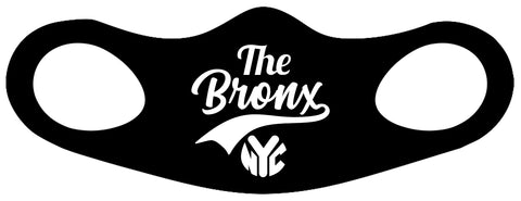 The Bronx NYC Fitted Face Mask
