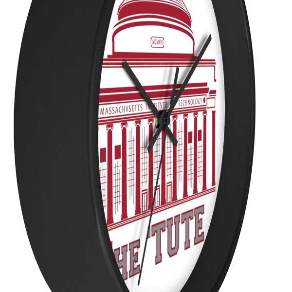 MIT-Inspired Wall Clock