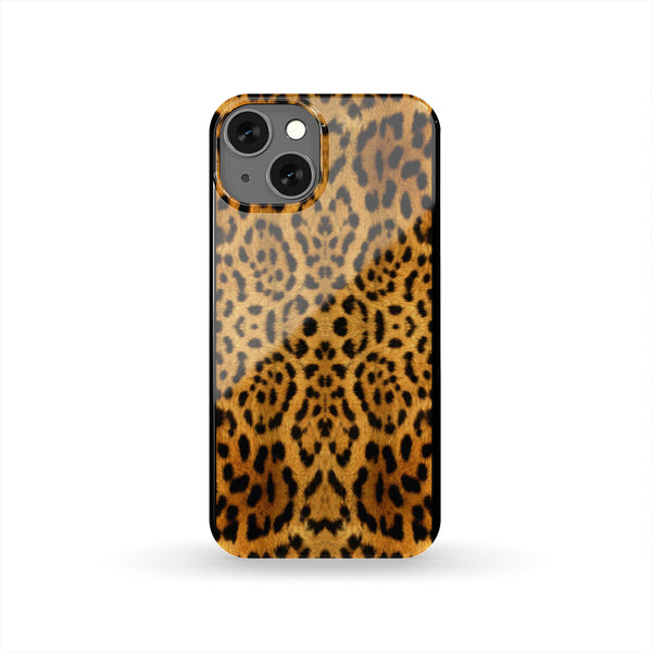 Leopard Print Design Phone Case