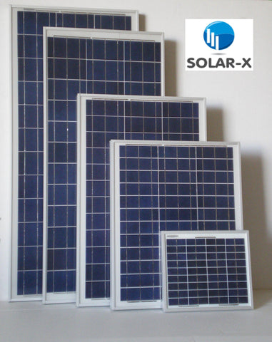 Kyocera KC85T - Replacement UPGRADED TO: 95Watts Solar Panel 12 Volt  (Bolt in Replacement) Manufactured by Solar-X.
