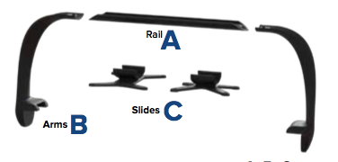 Multi-Light RMS Rails