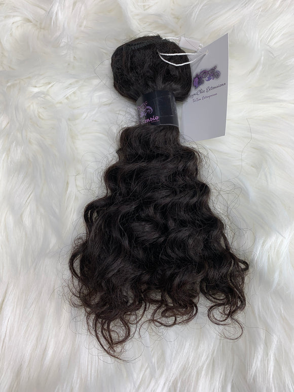 Indian Naturally Curly (bundles)