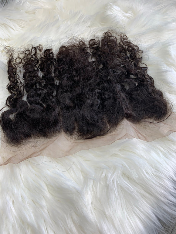 Indian Naturally Curly Bundle Deal