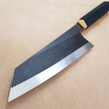 Black & Gold Feathered Bunka 165mm