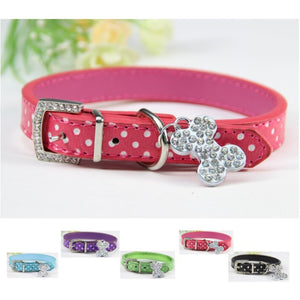 Bone Bling Dog Collar Virtual Glam Shop