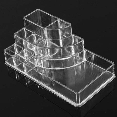 Image of Acrylic Makeup / Jewelry Cosmetic Storage Display Acrylic Makeup/Jewelry Cosmetic Storage Display Virtual Glam Shop