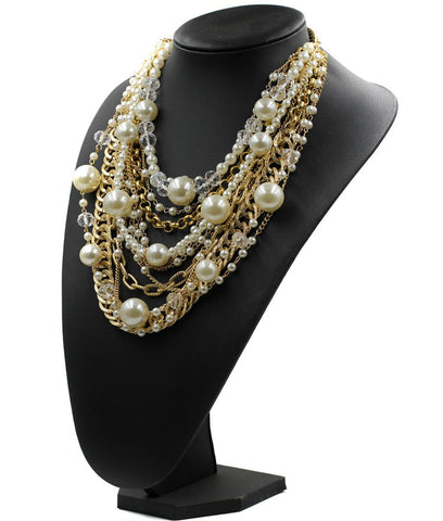 Image of Pearl Jam Statement Necklace