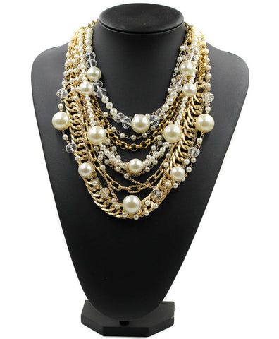 Pearl Jam Statement Necklace