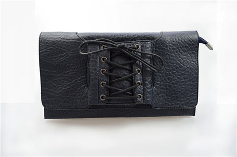 Image of All Laced up Clutch Virtual Glam Shop