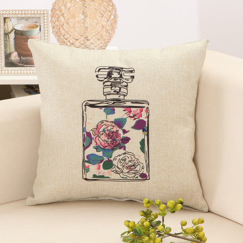 Image of Glamour Girl Decorative Pillows Virtual Glam Shop