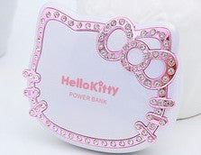 Hello Kitty Makeup Mirror Power Bank