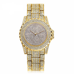Crystal Glam Girl Watch