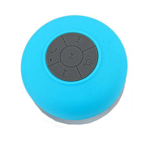 Waterproof Wireless Bluetooth Shower Speaker