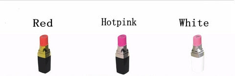 Lipstick USB Charger Virtual Glam Shop